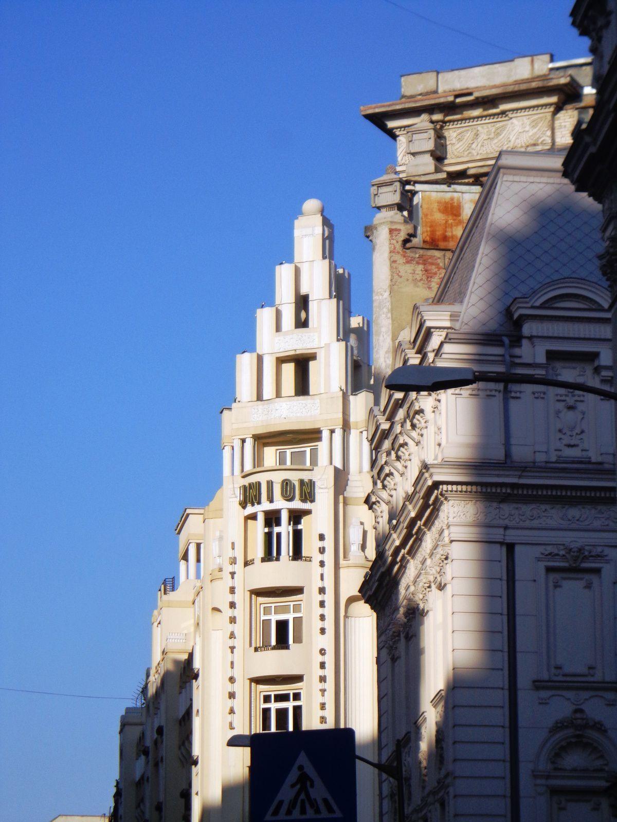 Bucarest - Première vision
