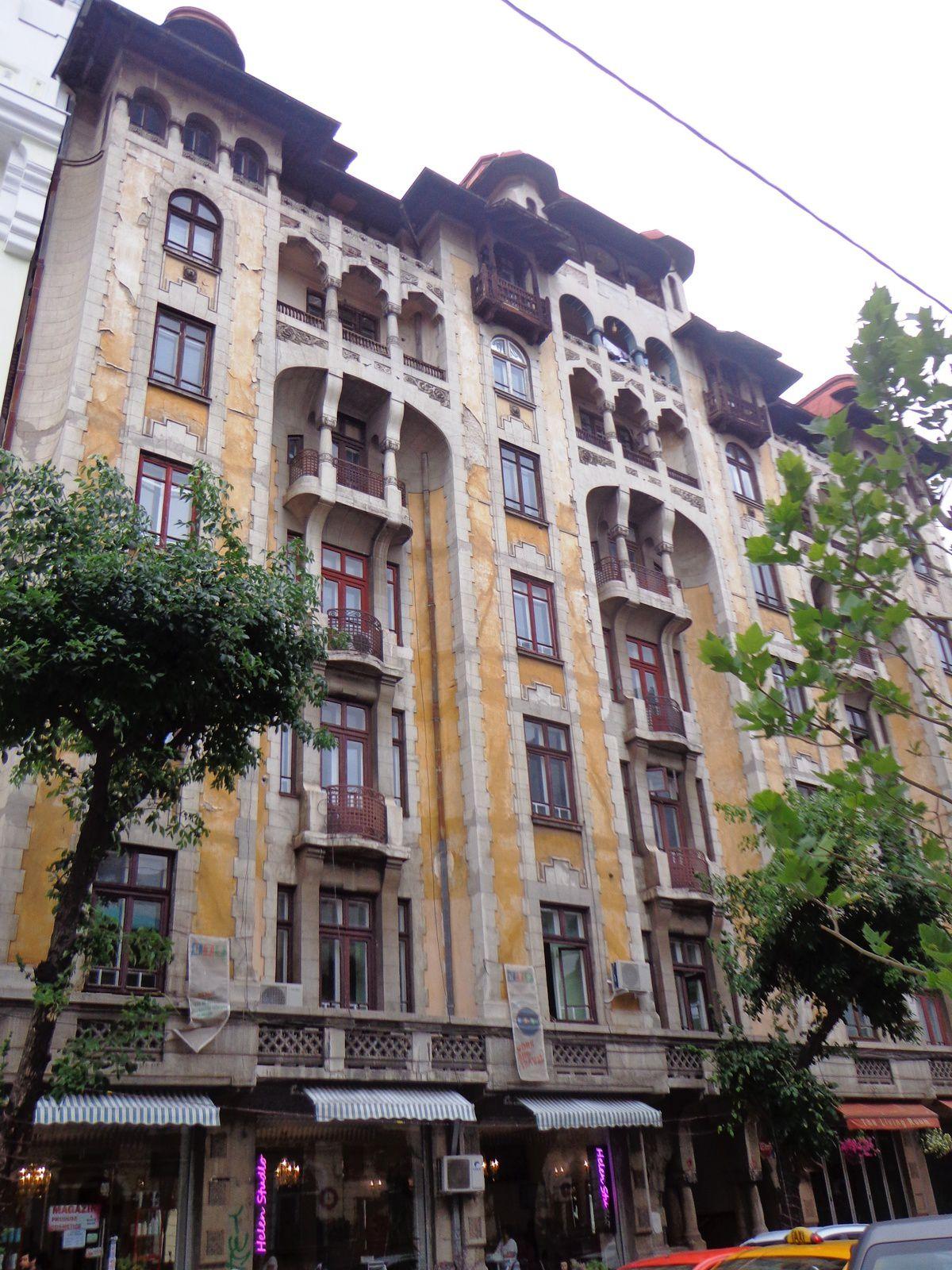 Bucarest - Virée verte