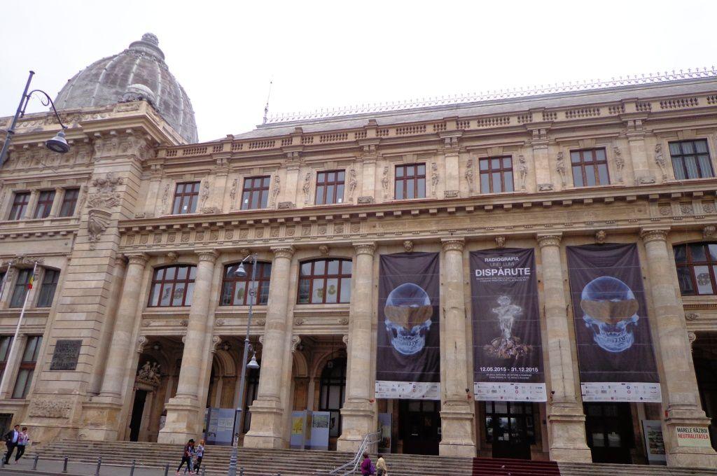 Bucarest - De l'or !