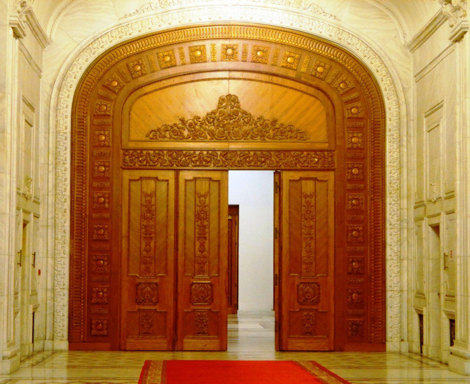 Bucarest - Le Palais du Parlement