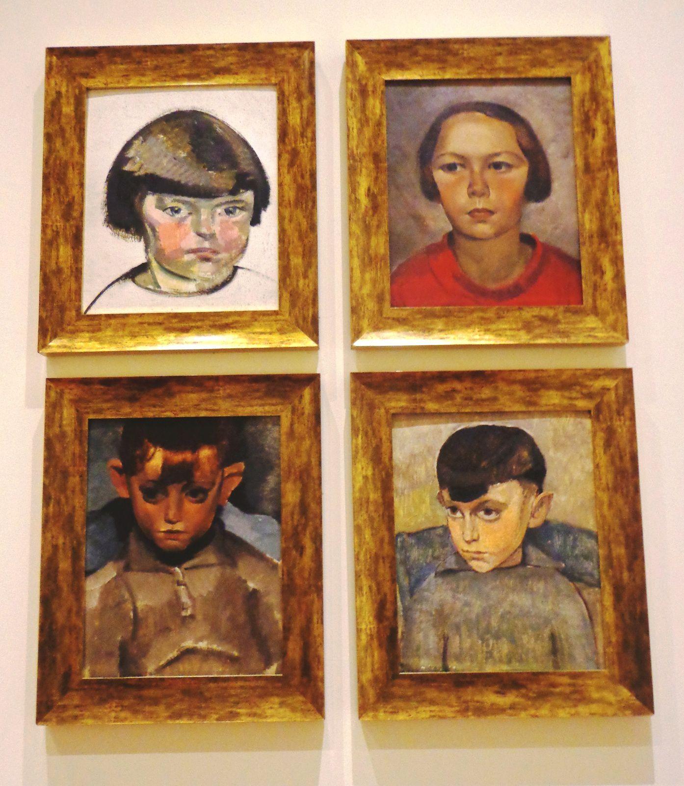 1, 2 et 3 : Frans Depooter - 4 : Andrée Bosquet