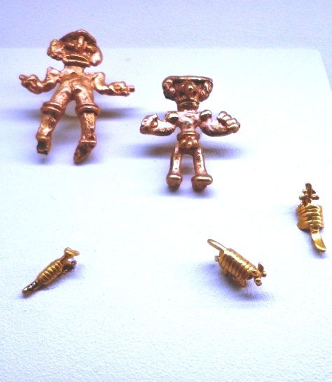 Costa Rica - Jour 2 :  San José - Le Musée de l'Or