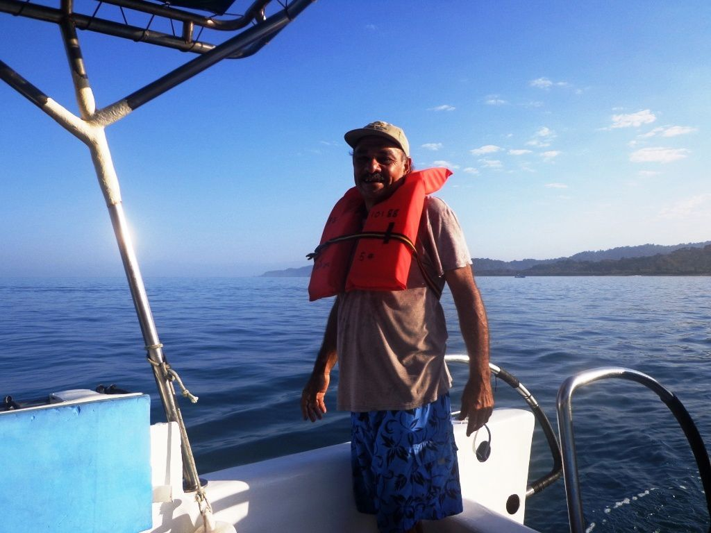 Costa Rica - Jour 11 :  Corcovado -  Isla del Caño