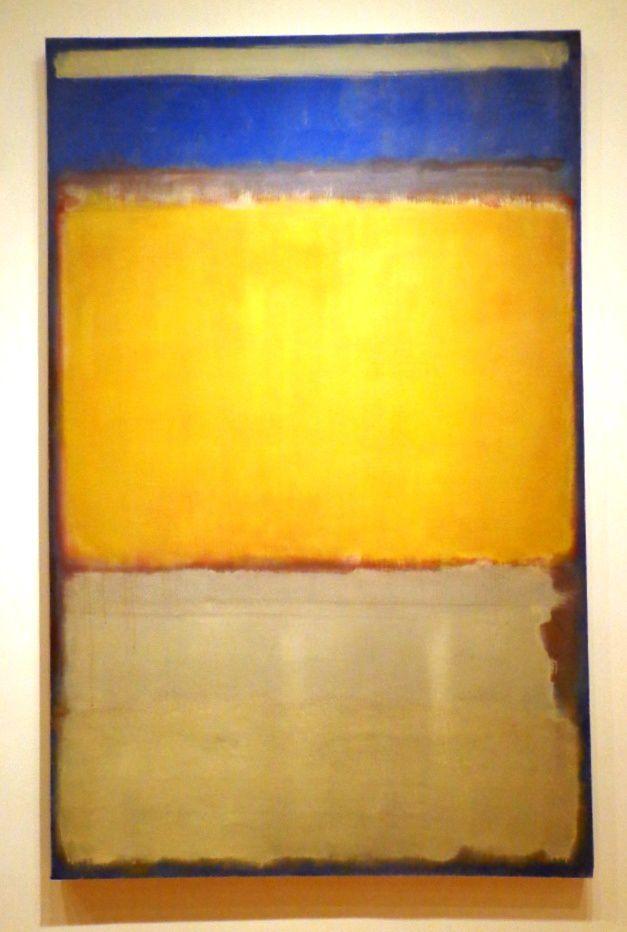 """""""N° 10"""" - Rothko"""