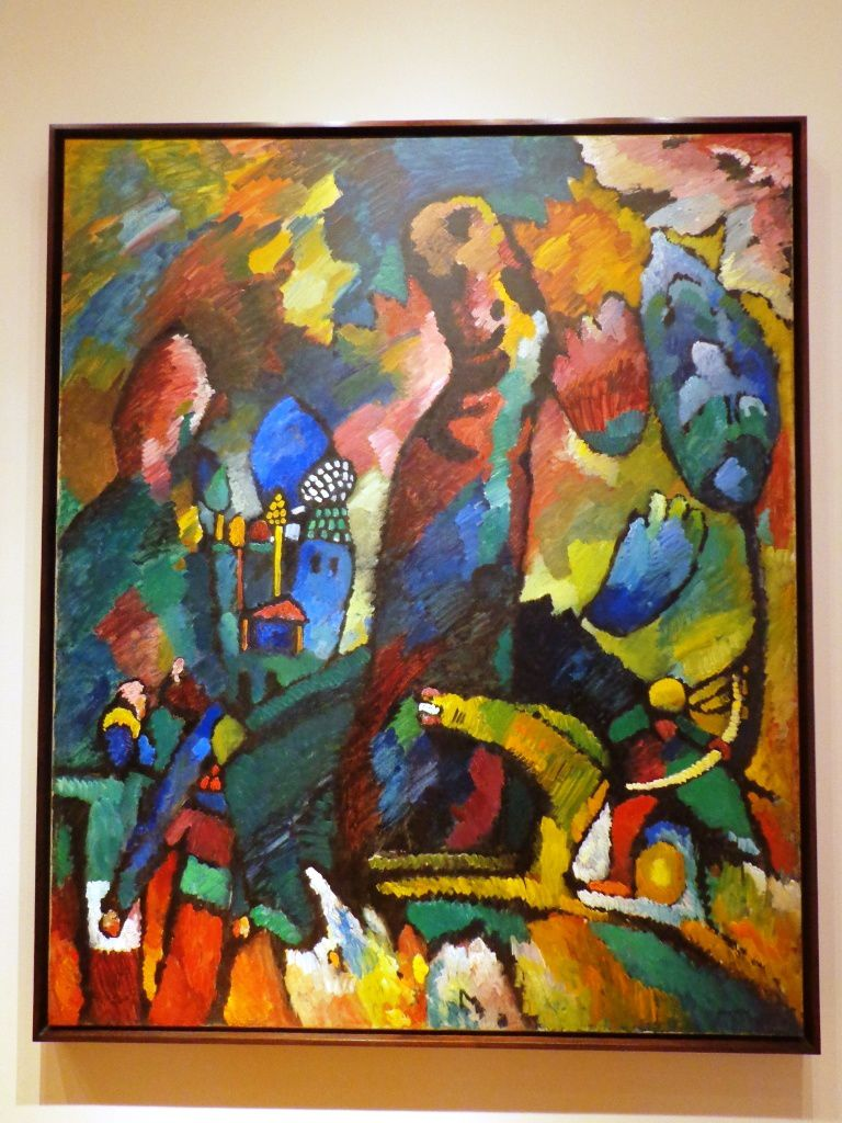 """""""Picture with archer"""" - Kandinsky"""