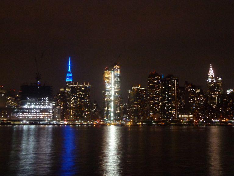 New York - 3e jour : au fil de l'eau
