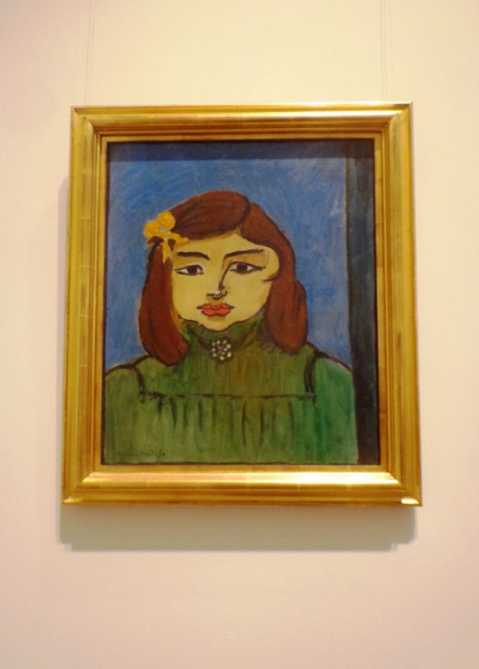 Nono Lebasque - Henri Matisse, 1908