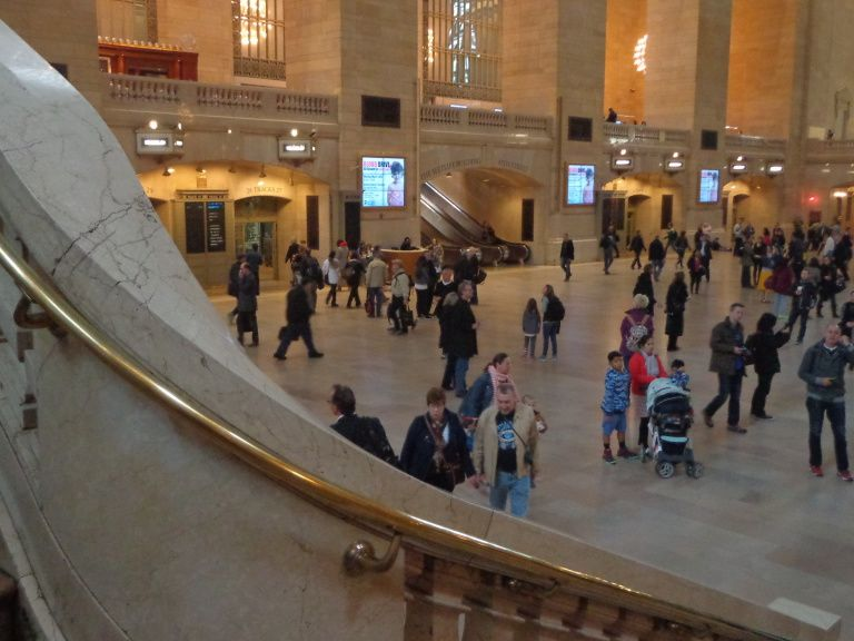 New York - 4e jour : Grand Central Terminal