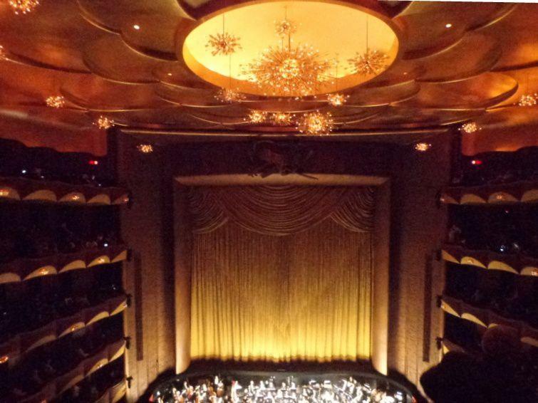 New York - 4e jour : La Bohème au  Metropolitan Opera