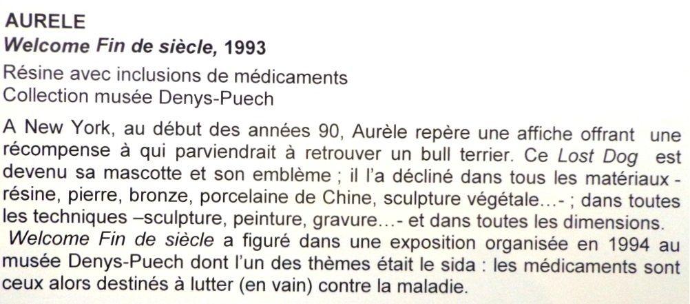 Rodez : Musée Denys Puech