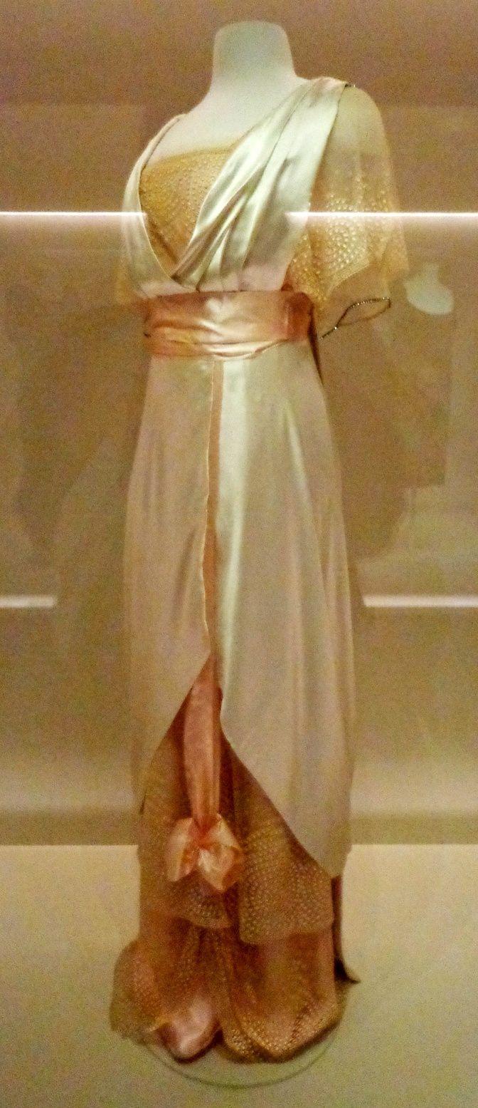 Robe de Worth - 1905