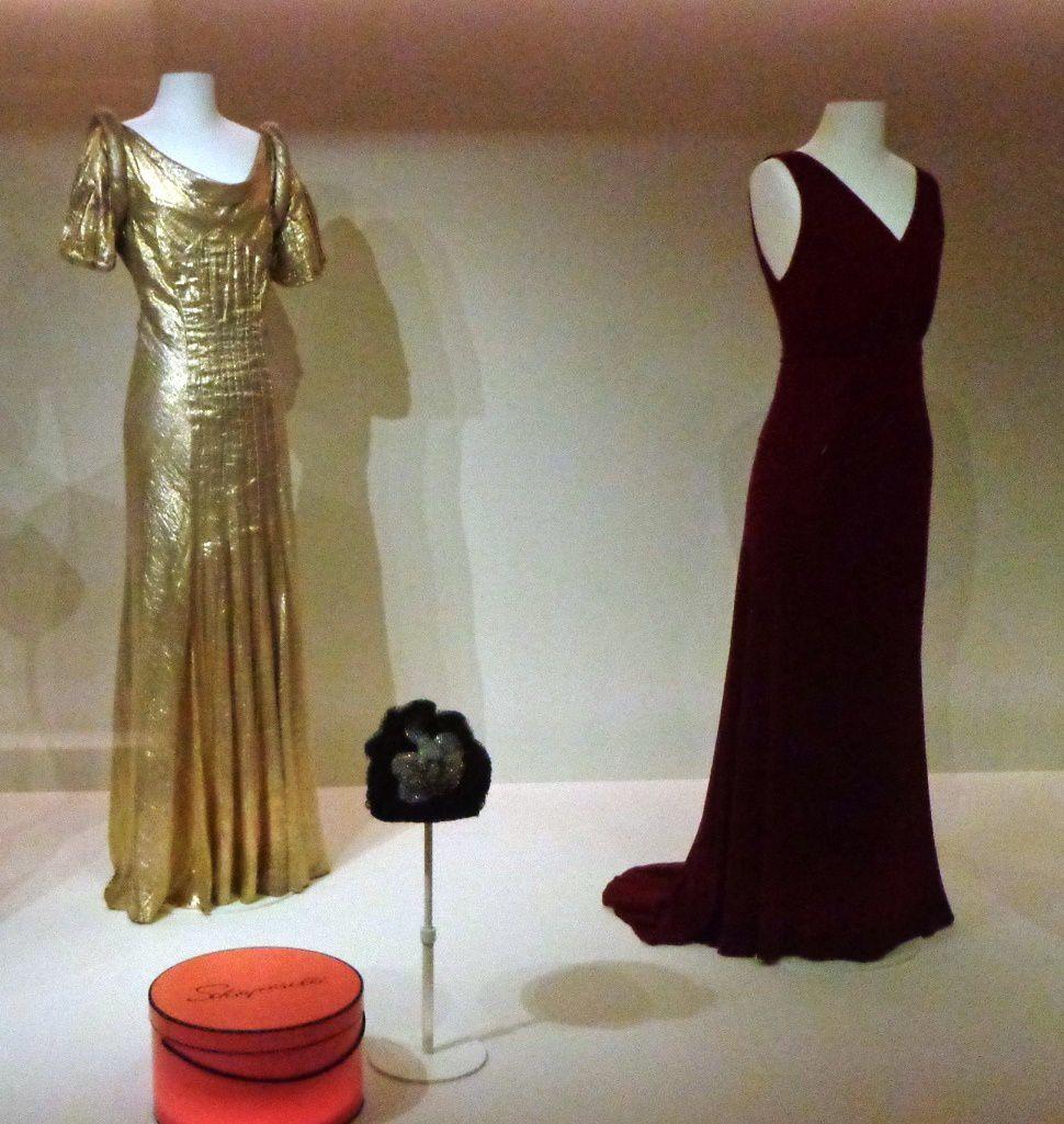 Robes de Madeleine Vionnet - 1933