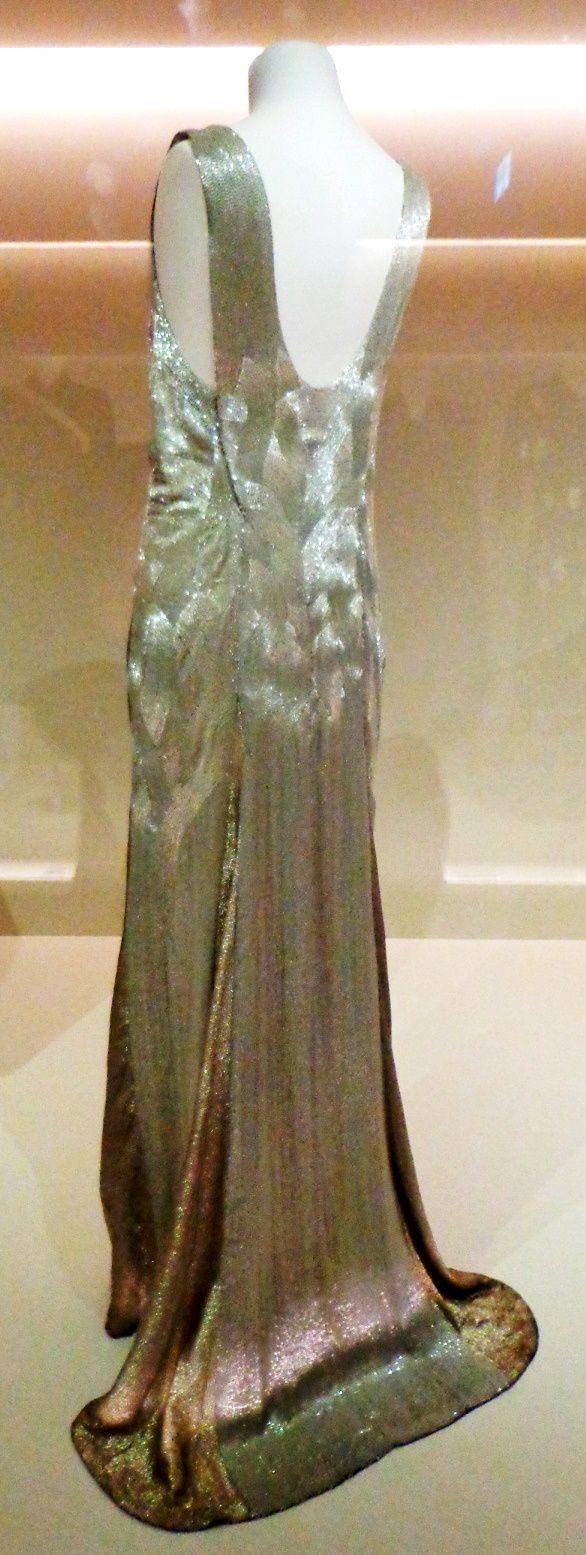 Robe du soir - Jean Patou, 1937