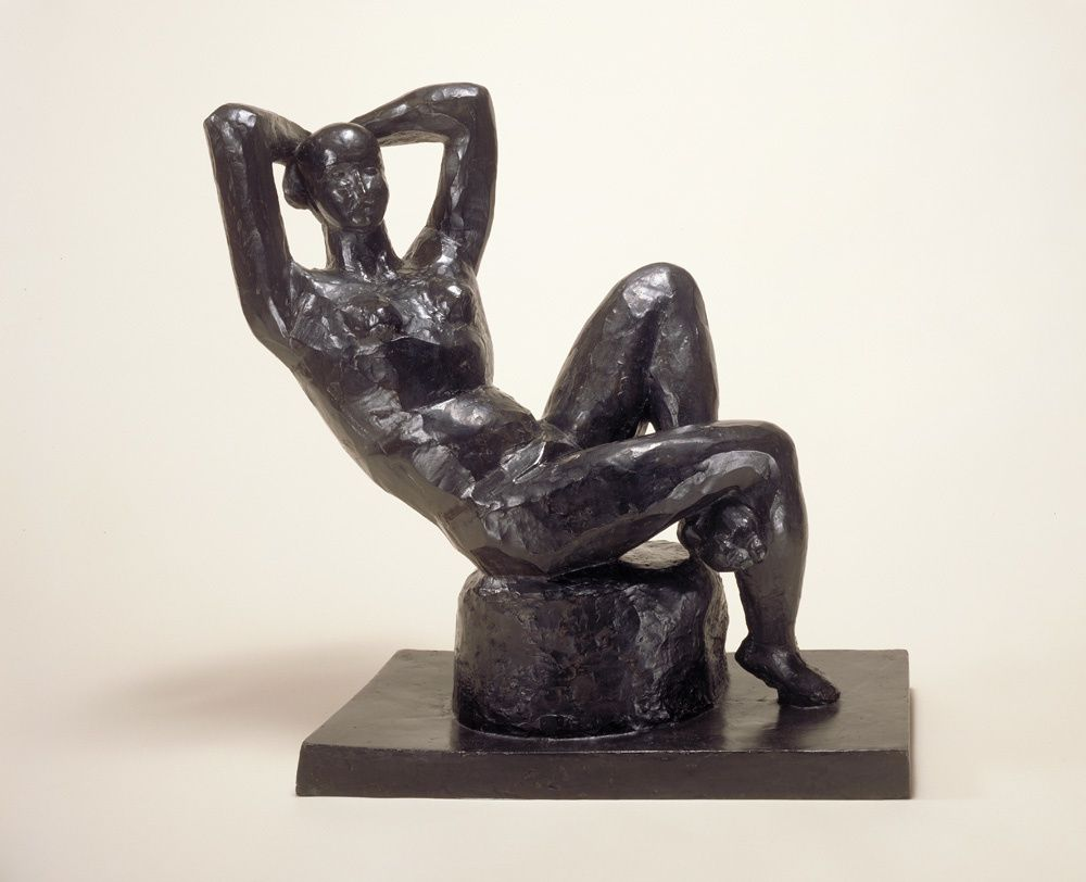 Grand nu assis (1922-29)