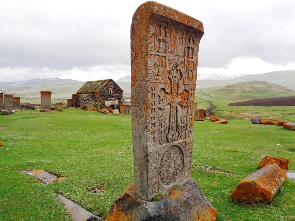 Arménie - Le site de Ayrk
