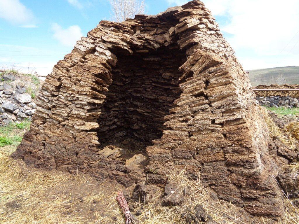 Arménie - Makenyats Vank, avec des détails surprenants.
