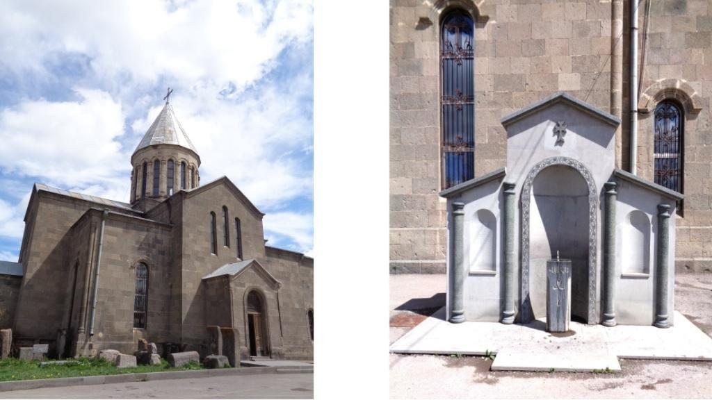 Arménie - Les emplettes à Vardenis