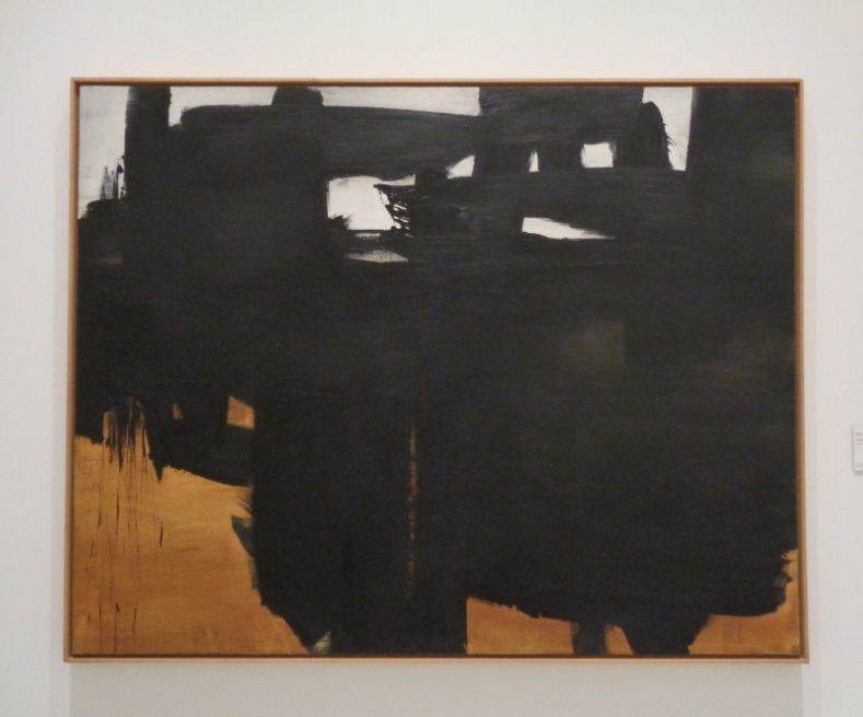 13 septembre 1966 - Pierre Soulages - 1966