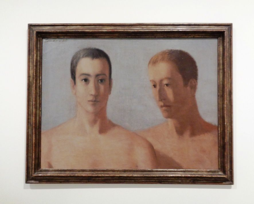 Double portrait - Léon Zack - 1931