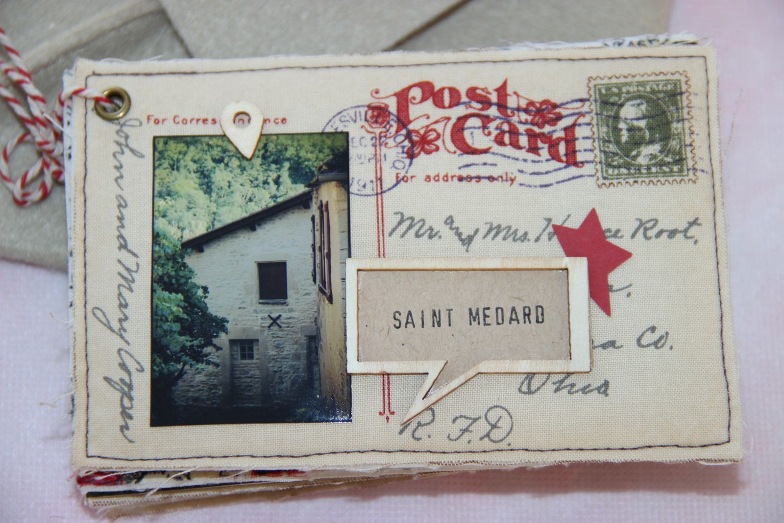 album &quot&#x3B;mail art&quot&#x3B;