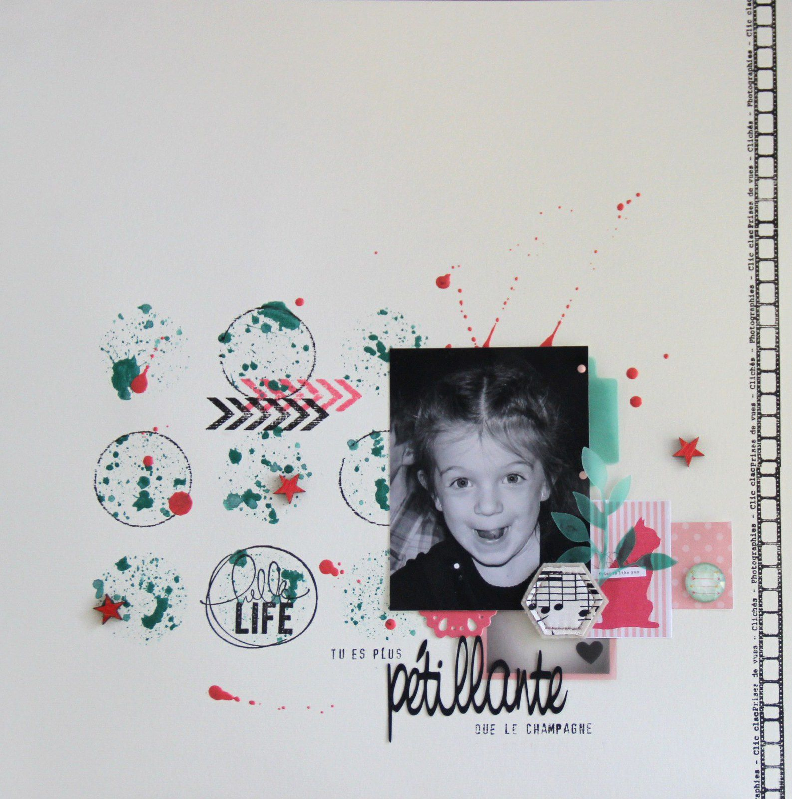 Concours VS#3 badges folie et spray and scrap