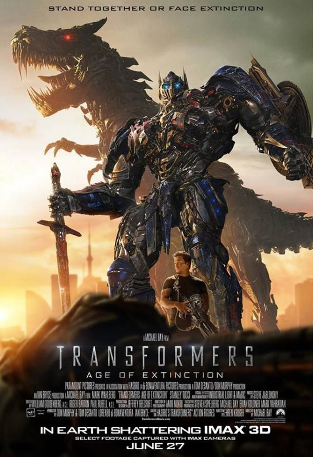 [Review] Transformers 4 : L'âge de l'extinction