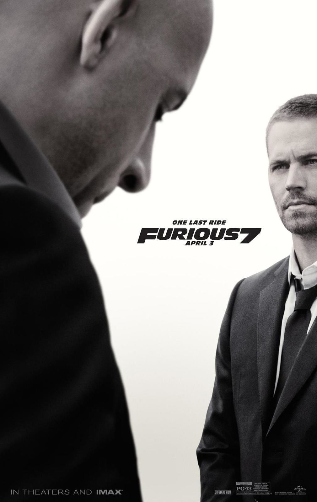 [Review] Fast &amp&#x3B; Furious 7