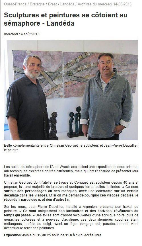 Christian Georget et Jean-Pierre Dauvillier