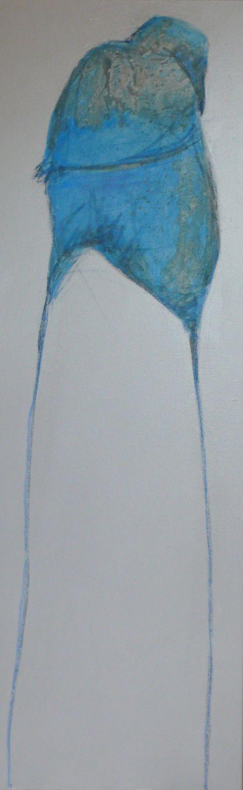 27 juillet au 09 août - Rachel LA PRAIRIE (peintre, plasticienne)