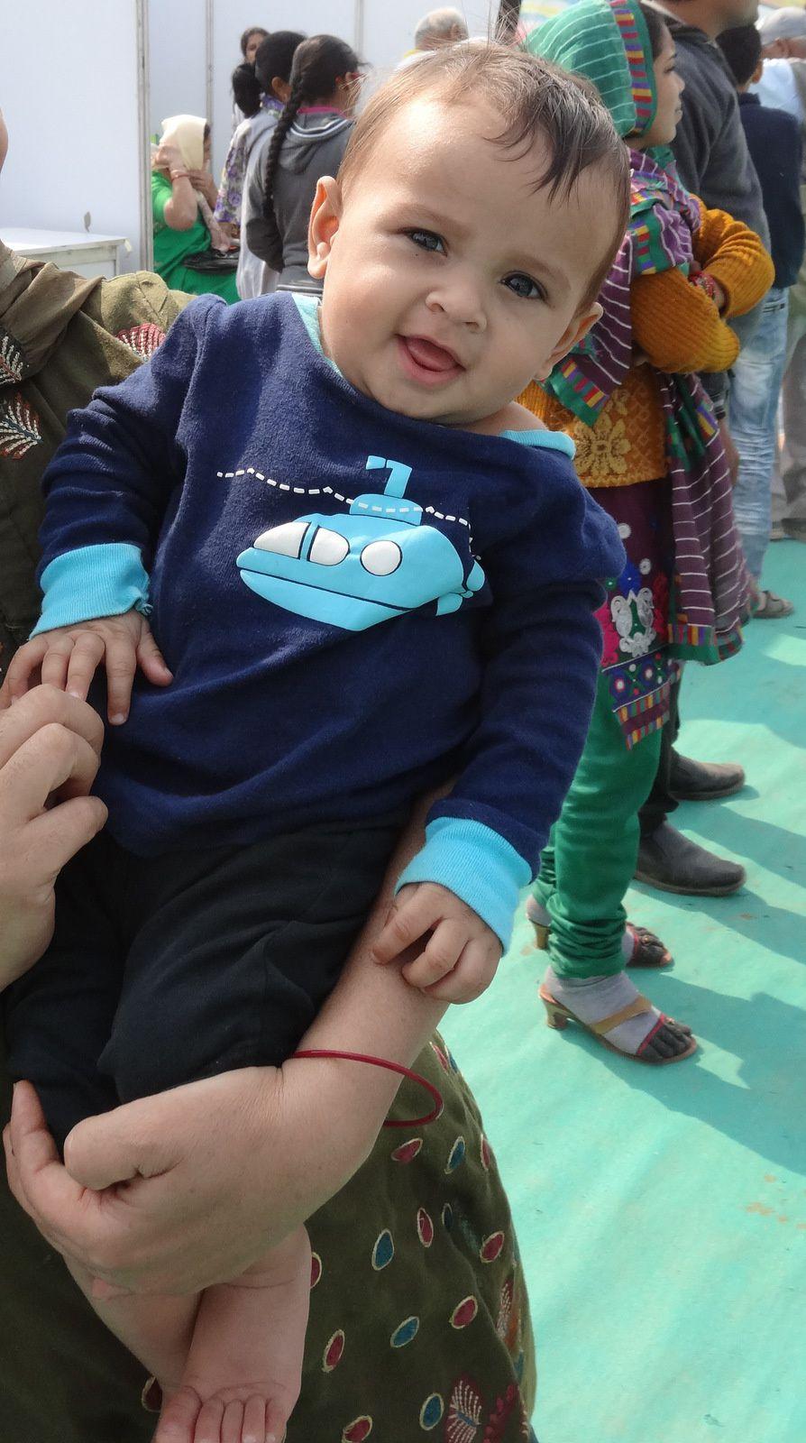 [Inde#7] : Les plus beaux sourires et visage indien ...#2