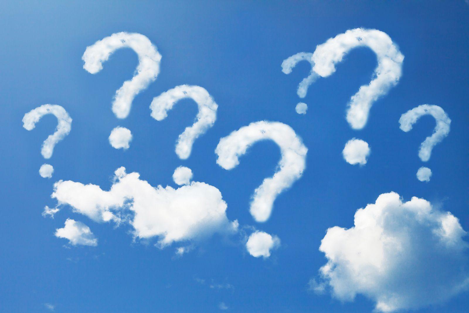 100 questions que personne ne se posent...#2