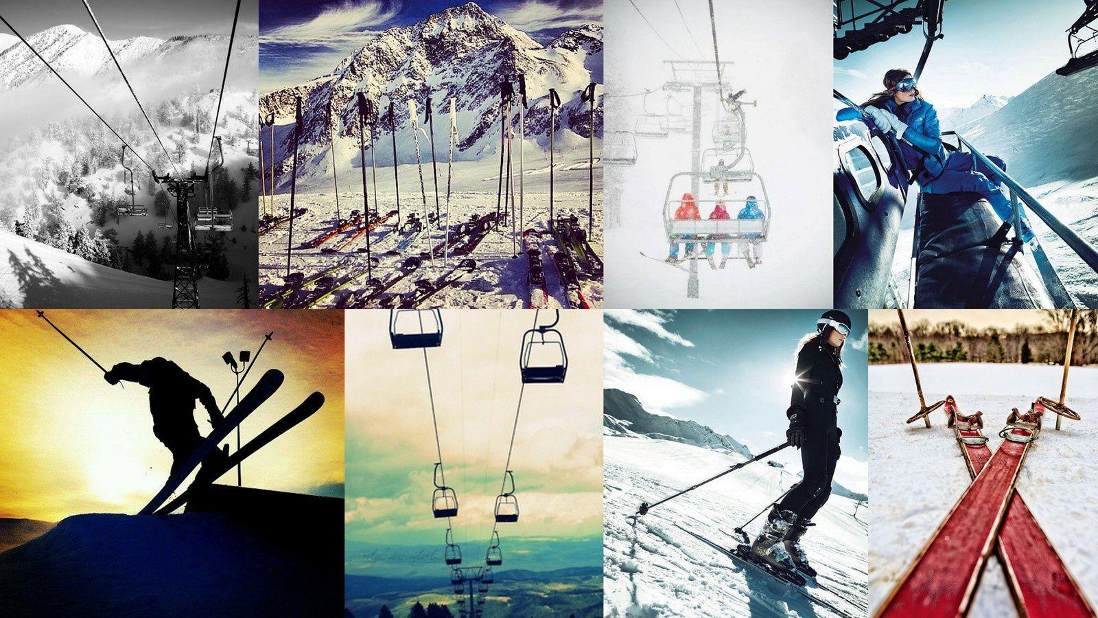 [Inspiration du moment #5] : Je vais enfin apprendre à skier...