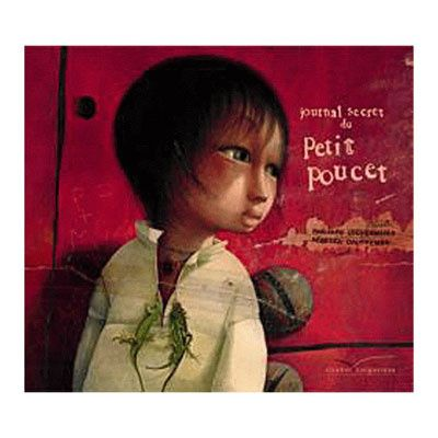 """"""" Je m'appelle Poucet. Petit Poucet. J'aime écrire et dessiner les choses qui me sont arrivées. Voici mon histoire. Vous ne l'oublierez jamais. """" Le Journal du Petit Poucet, magnifiquement illustré par Rebecca Dautremer, plaisir des mots et des images."""