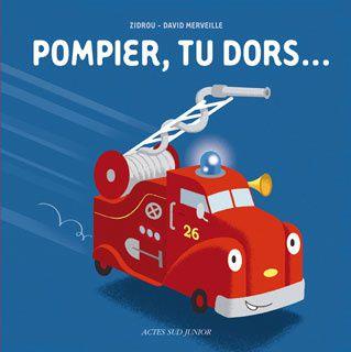 Pompier dort, impossible de le réveiller... Pin-Pon, le courageux petit camion, décide d'agir seul. Forêt en flammes, inondation ou chaton à sauver, Pin-Pon est sur tous les fronts !