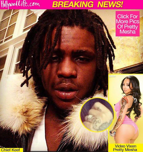 chieef keef engager?