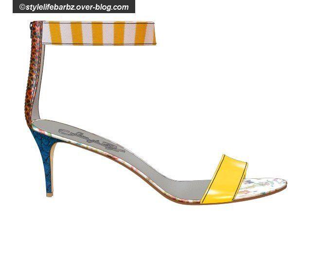 ma creation de chaussure