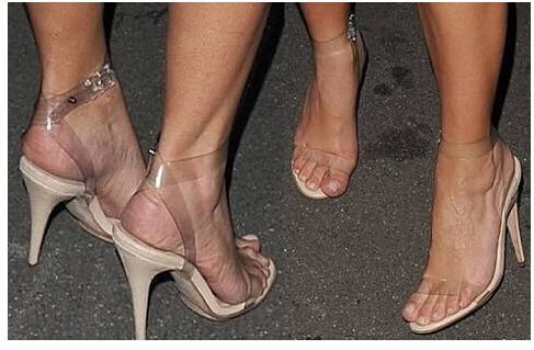 les plus belle shoes du monde