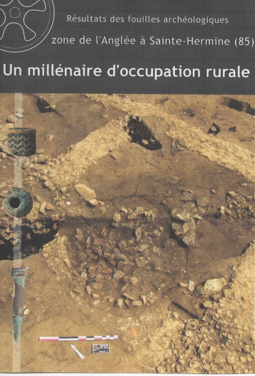 Les nouvelles fouilles de l'Anglée