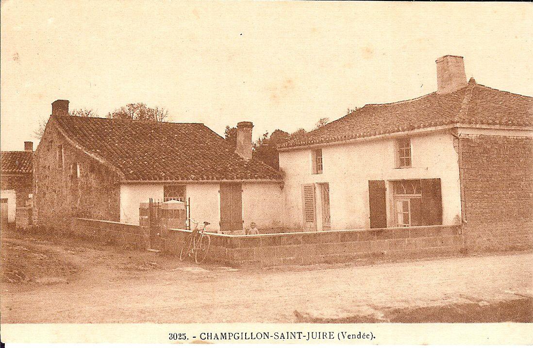 Changillon : avant décembre 1940