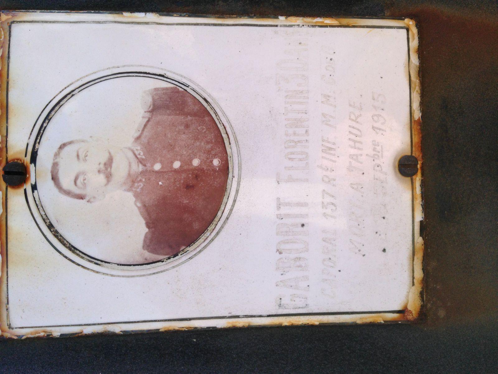 Sur les traces des Poilus de Saint Hilaire du Bois.