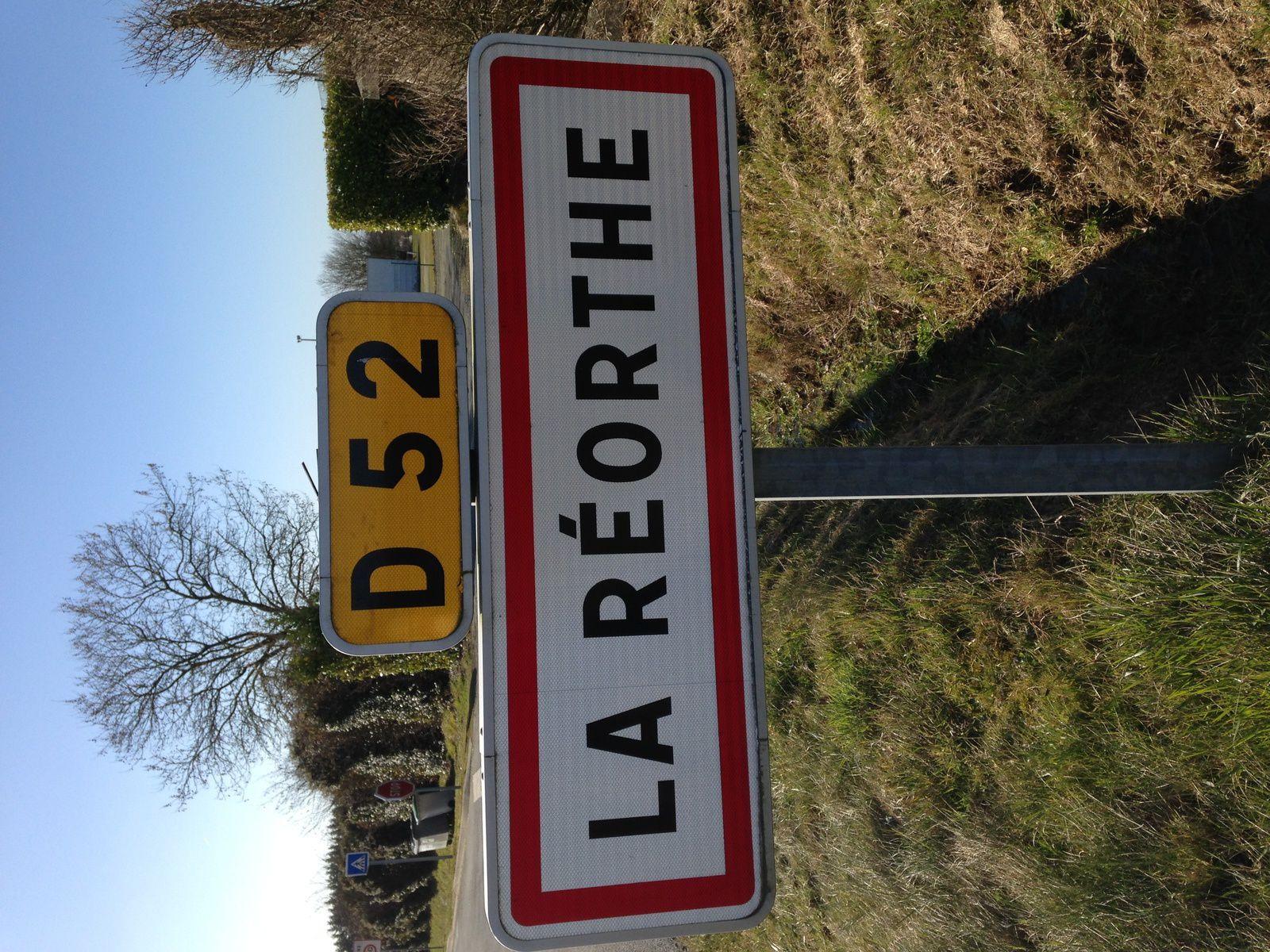 C - La Réorthe (Coll. C-A Verly)