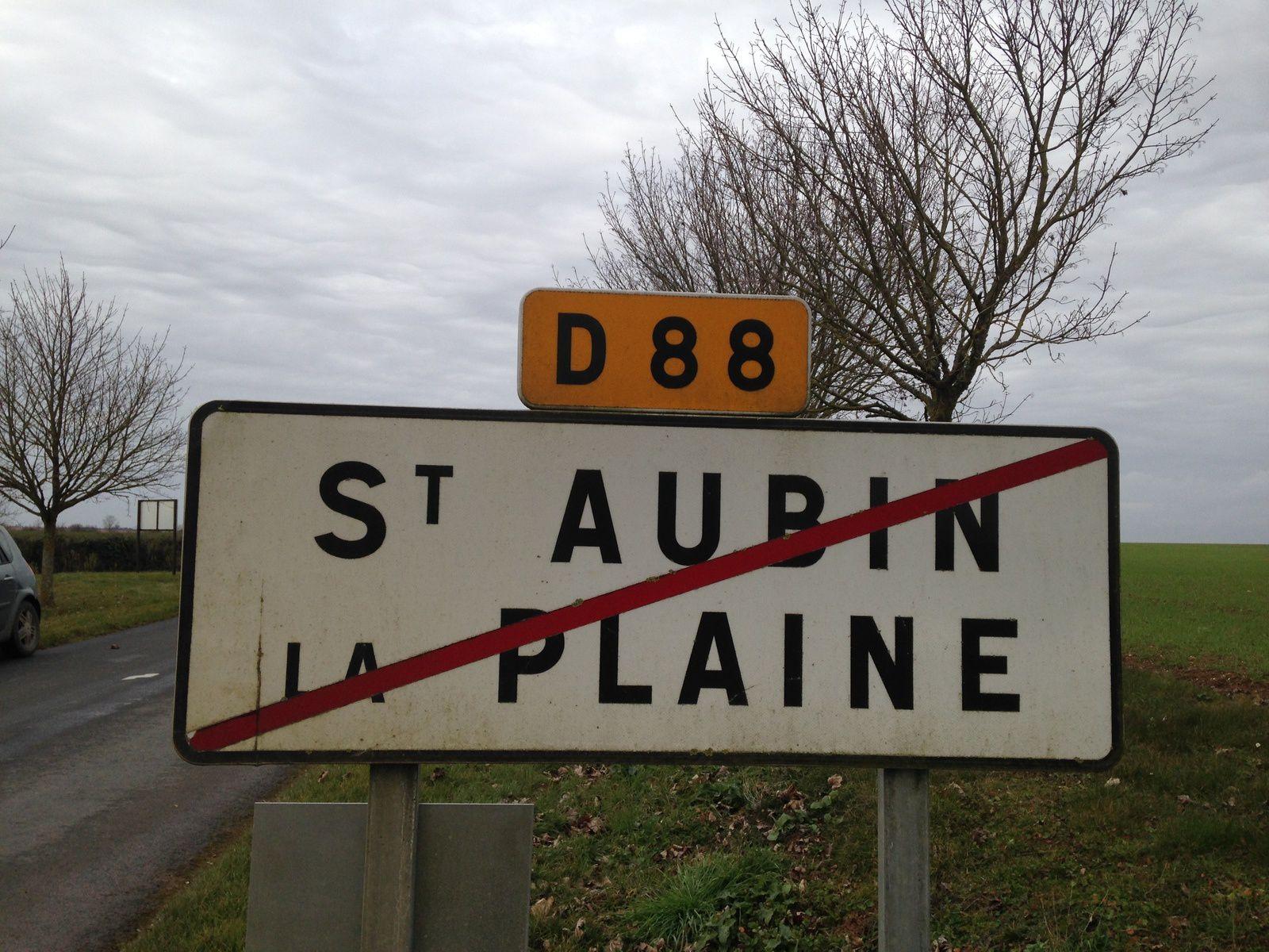 C - Saint Aubin la Plaine (Coll. C-A Verly)
