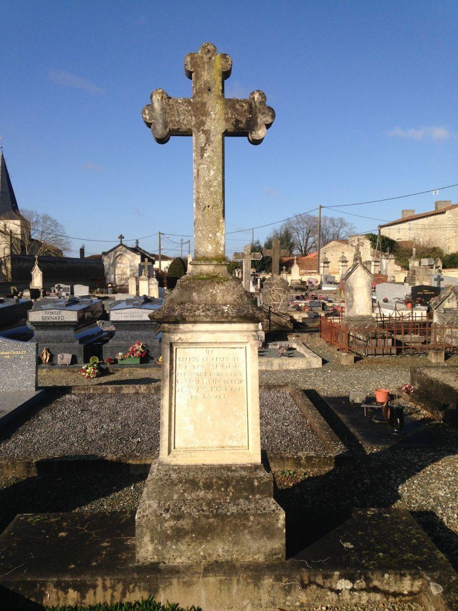 La tombe Auger - Cahor