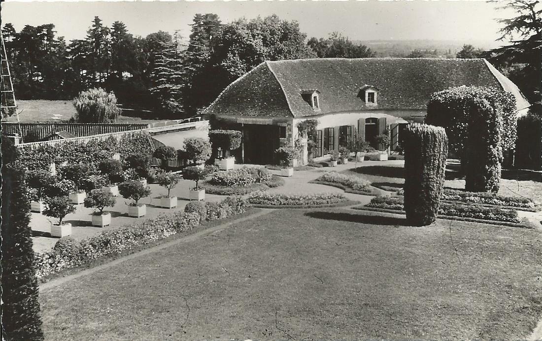 Le chateau de Pulteau
