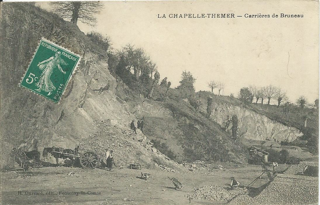 Cartes de la Chapelle Themer