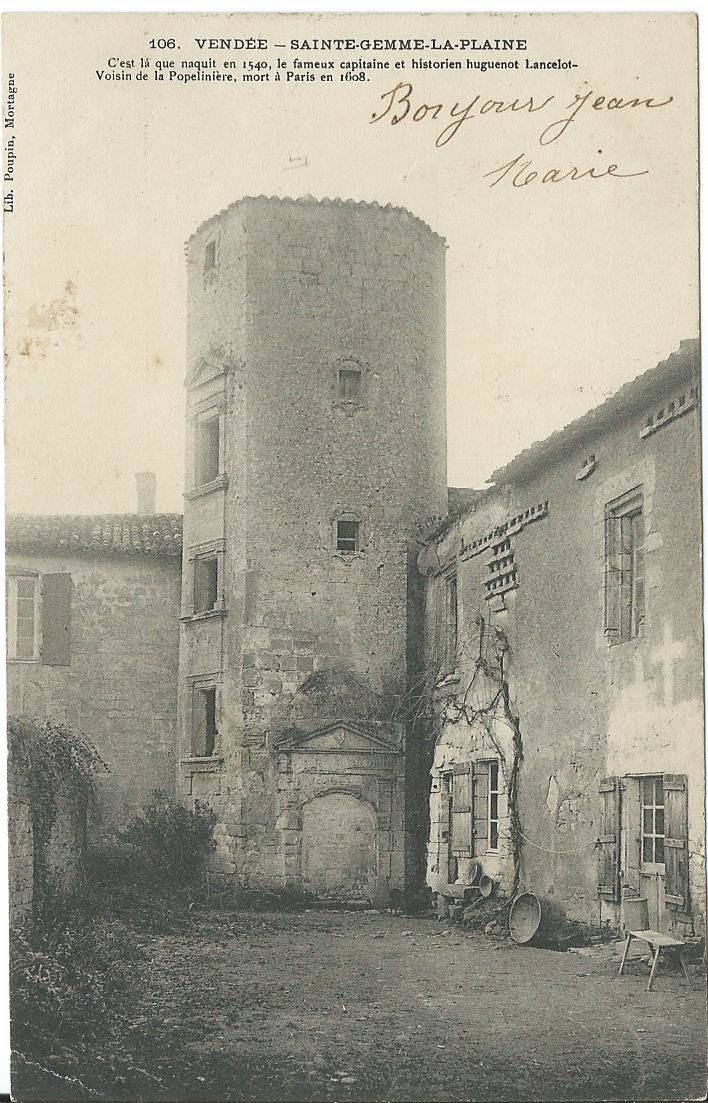 Chateaux et Maisons