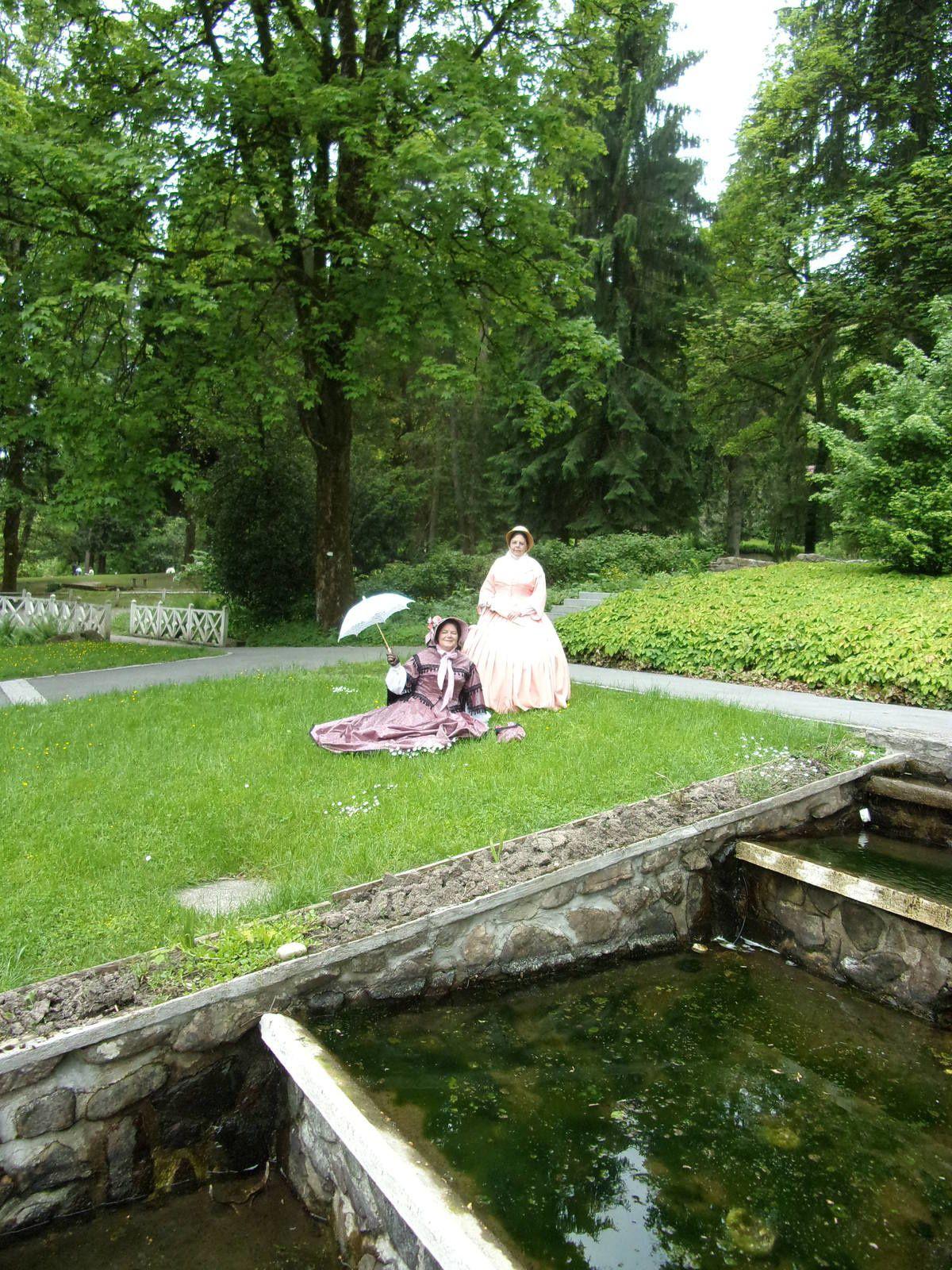 notre séjour à Plombières les bains