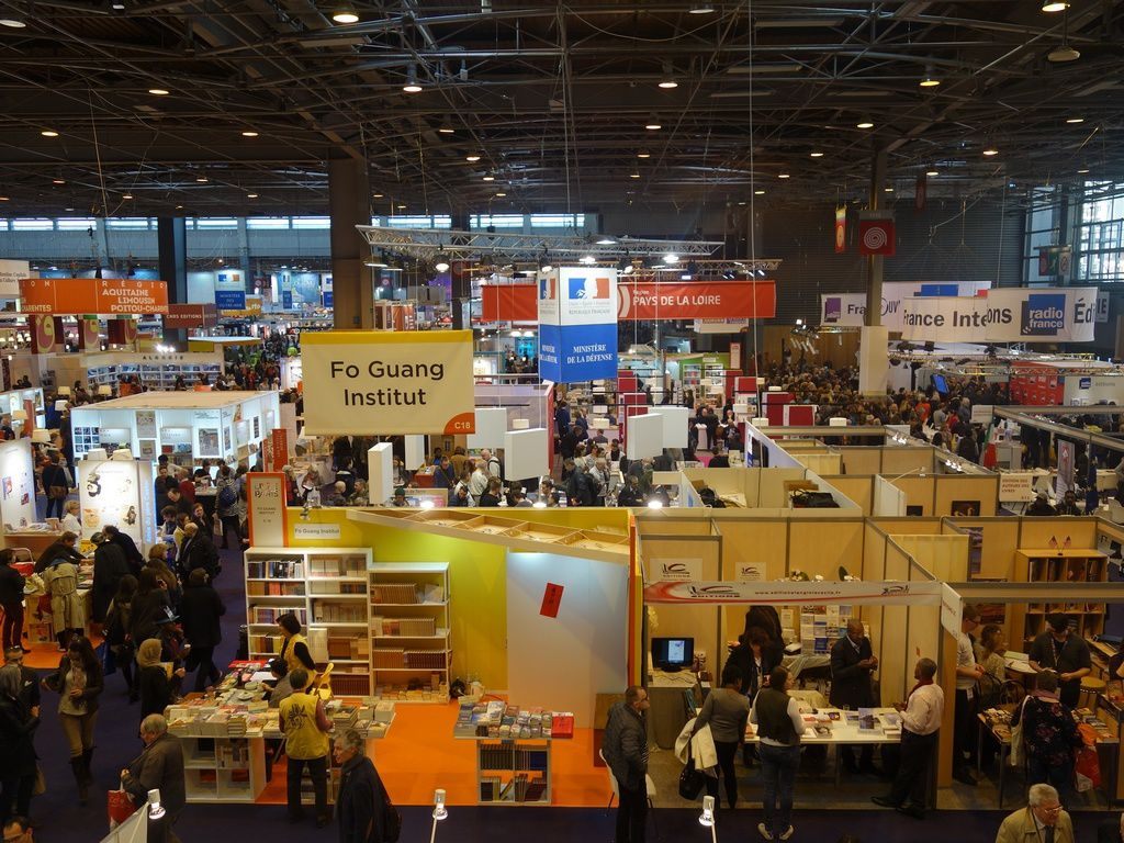 Livre paris 2016 un salon r enchant la vie des for Salon coze paris 16