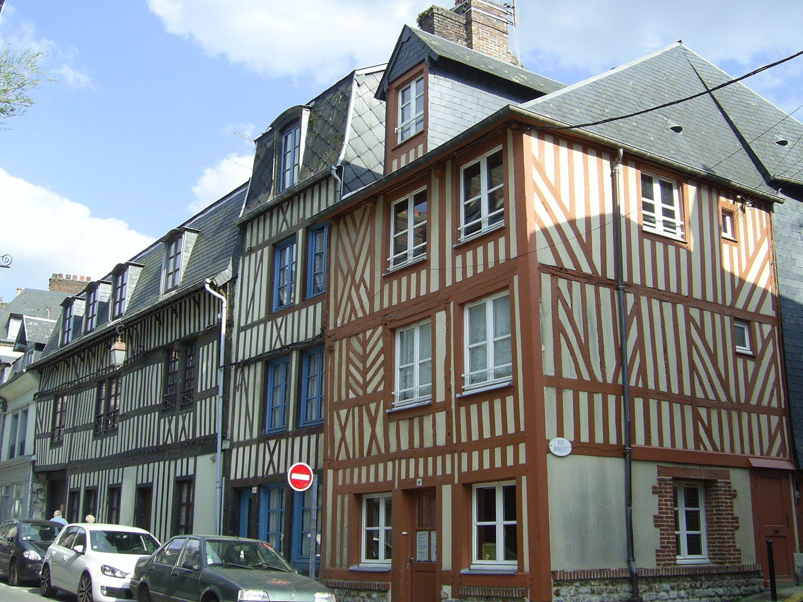 Escapade en Normandie (2.e/Honfleur)