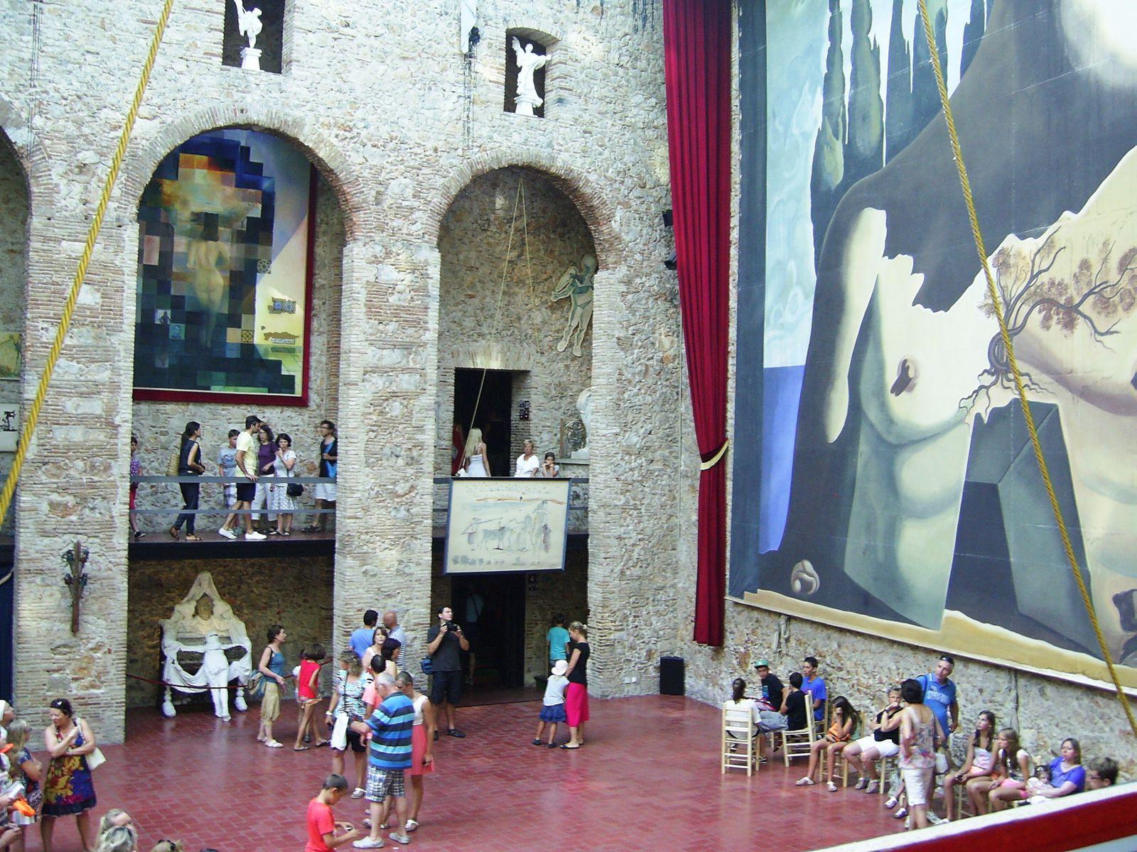Vacances 2013 (2.Théâtre-Musée Dali de Figueres)